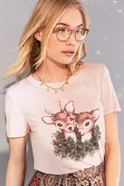 Truly Madly Deeply Holly Deer Tee