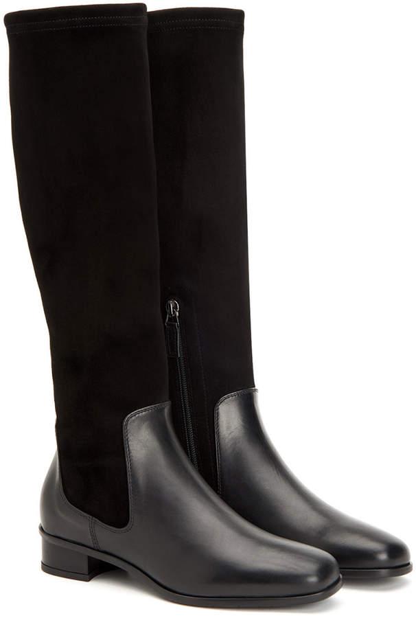 Aquatalia Lina Waterproof Leather Boot