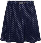 Yumi Anchor Belted Skirt