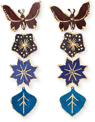 We Dream In Colour Sian Dangle Earrings