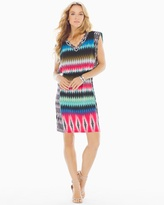 Soma Intimates V-Neck Dress Multi