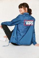 Vans & UO Blue Coach Jacket