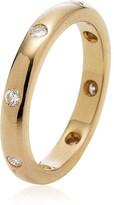 Jan Logan 18ct Rose Gold Diamond Eternity Ring