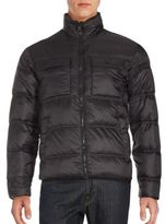 Hawke & Co Packable Long Sleeve Puffer Jacket