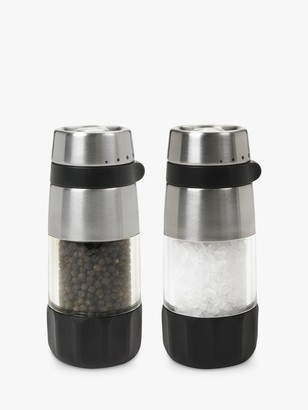OXO Good Grips Salt and Pepper Mill Grinders, Set of 2