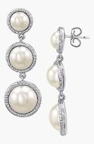 Majorica Pearl Drop Earrings