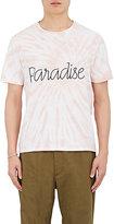 "Ovadia & Sons Men's ""Paradise"" Tie-Dyed Cotton T-Shirt"