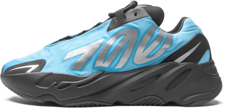Adidas Yeezy 700 MNVN 'Bright Cyan' Shoes - Size 4