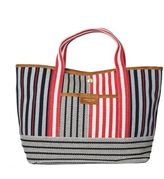Sonia Rykiel Multicolour Striped Shopping Bag