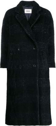 Zucca double breasted coat