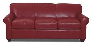 Wayfair Custom UpholsteryTM Jennifer Leather Sofa Bed Wayfair Custom UpholsteryTM