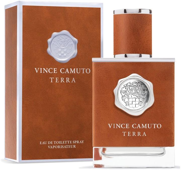 Vince Camuto Terra Men's Cologne - Eau de Toilette