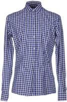 Grey Daniele Alessandrini Shirts - Item 38587988