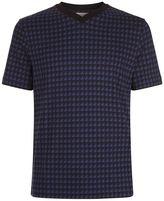 Armani Collezioni Triangle Print T-shirt