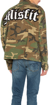 R 13 Misfit Field Jacket