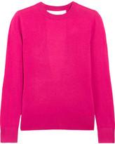 MICHAEL Michael Kors Cutout Knitted Sweater - Pink