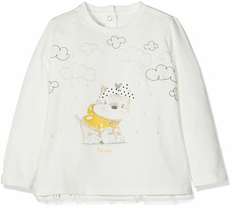Chicco Baby Girls' 09006503000000-030 T-Shirt