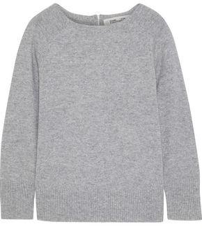 Diane von Furstenberg Wool And Cashmere-blend Sweater