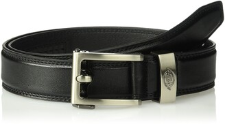 Dickies Men's Perfect Adjustable Click to Fit Ratchet Belt