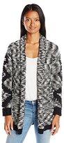 Billabong Juniors Shoreline Drive Cardigan Sweater