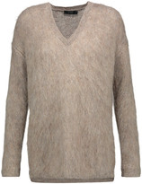 Belstaff Tegan brushed wool-blend sweater