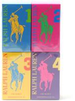 Polo Ralph Lauren Big Pony For Women Eau de Toilette Four-Piece Gift Set