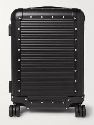 FPM Milano Spinner 53cm Aluminium Carry-On Suitcase - Men - Black