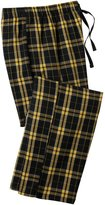 District Men's Young Flannel Plaid Pant L