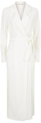 Louis Feraud Velvet Robe