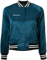 R 13 'Shameless' bomber jacket