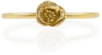 Lee Renee Poppy Stacking Ring Gold