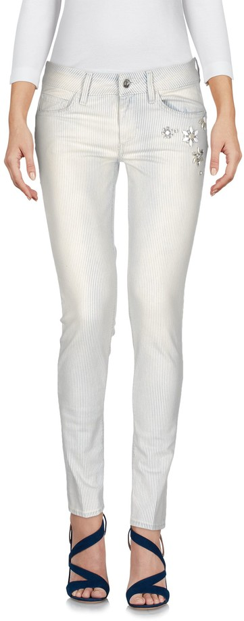 Liu Jo Denim pants - Item 42580115TL