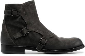 Officine Creative Tempus ankle boots