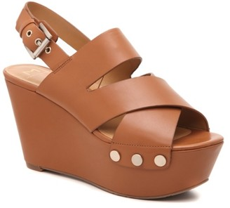 Marc Fisher Bianka Wedge Sandal