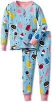 Hatley Little Girls' Pajama Set