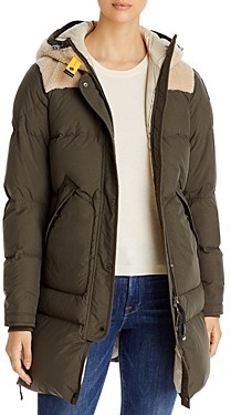Parajumpers Deena Hooded Down Coat