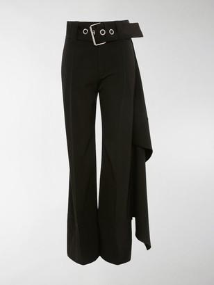 J.W.Anderson Oversize Belt Straight Trousers