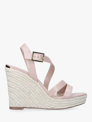 Carvela Summer High Wedge Sandals, Pink