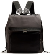 Dolce & Gabbana Leather-trimmed Backpack