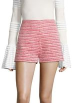 Alexis Nelly Tweed Shorts