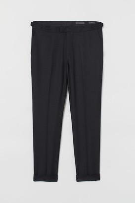 H&M Wool-blend trousers Slim Fit