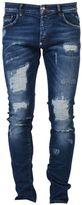 Philipp Plein Dream In Jeans Denim Pants