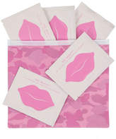 KNC Beauty Lip Mask, 5 Pack with Zippered Pouch