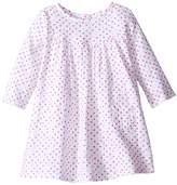 Aden Anais aden + anais Long Sleeve Pocket Dress (Infant)