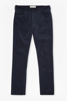 Ski Stretch Corduroy Trousers