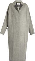 Acne Studios Amery oversized wool and cashmere-blend coat