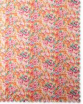 "Divine Designs Floral-Print Tablecloth, 90"" Round"