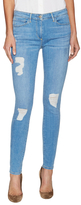 3x1 Five Pocket Mid Rise Skinny Jean