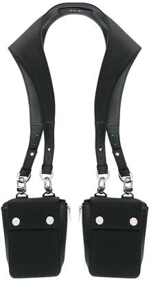 Amiri Cargo Vest Bag