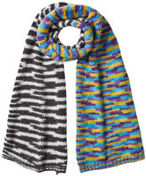 Missoni Scarf with Alpaca and Wool